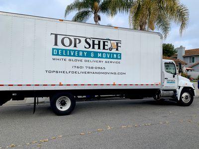 Top Shelf Delivery Vista, CA Thumbtack