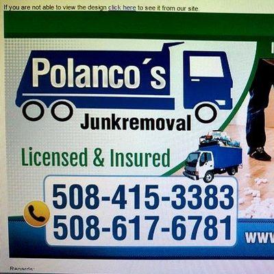 Polanco's Junk Removal Fall River, MA Thumbtack