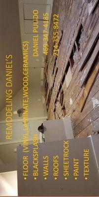 Daniel's remodeling Dallas, TX Thumbtack