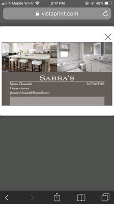 Sabra's cleaning services Philadelphia, PA Thumbtack