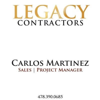Legacy Contractors Atlanta, GA Thumbtack